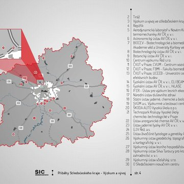 Stories of Central Bohemia Region - Research and Development