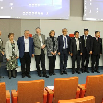 Delegation from ITRI (Taiwan) visited BIOCEV