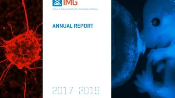 Institute of Molecular Genetics CAS - Scientific Report for 2017-2019