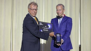 BIOCEV awarded for a significant achievement in the field of investment